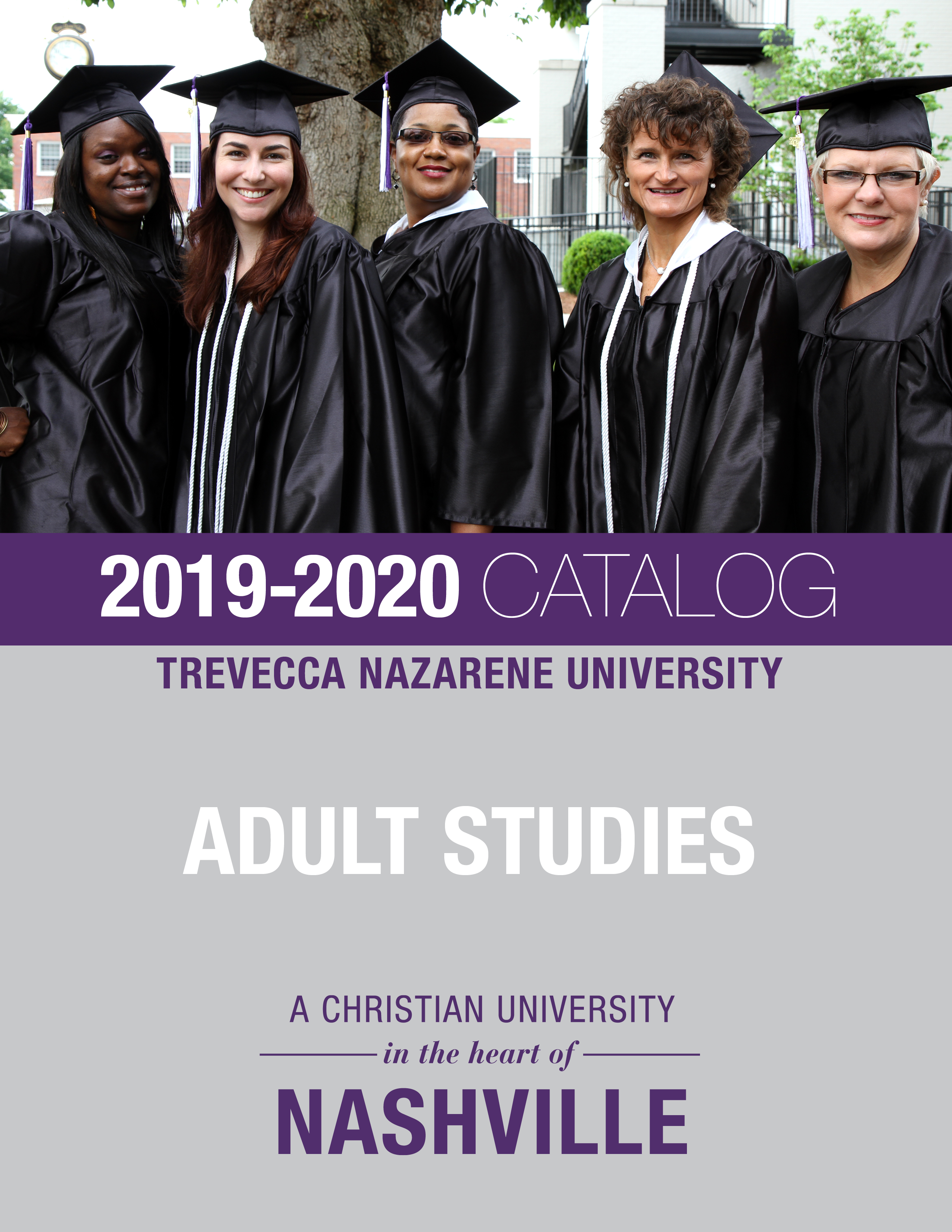2019-2020 Adult Studies Catalog